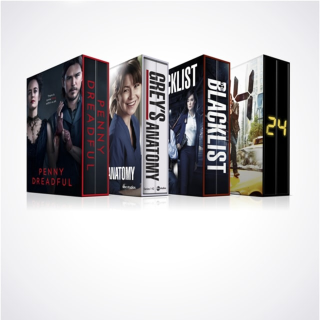 Discover more addictively good Box Sets